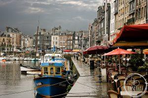 Rain in the Harbour