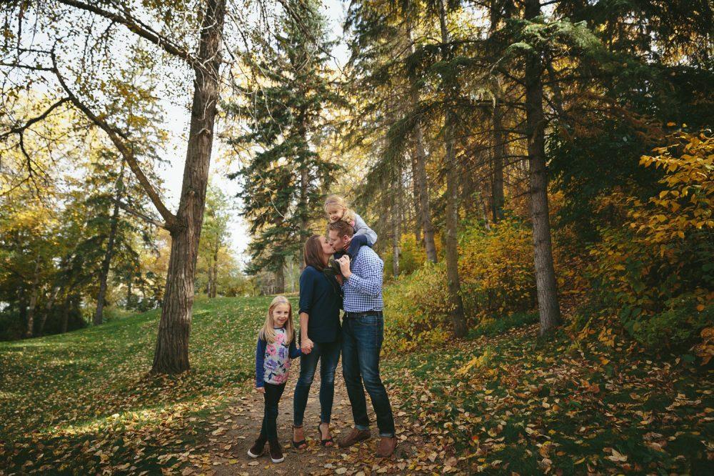 Beautiful Fall in Edmonton