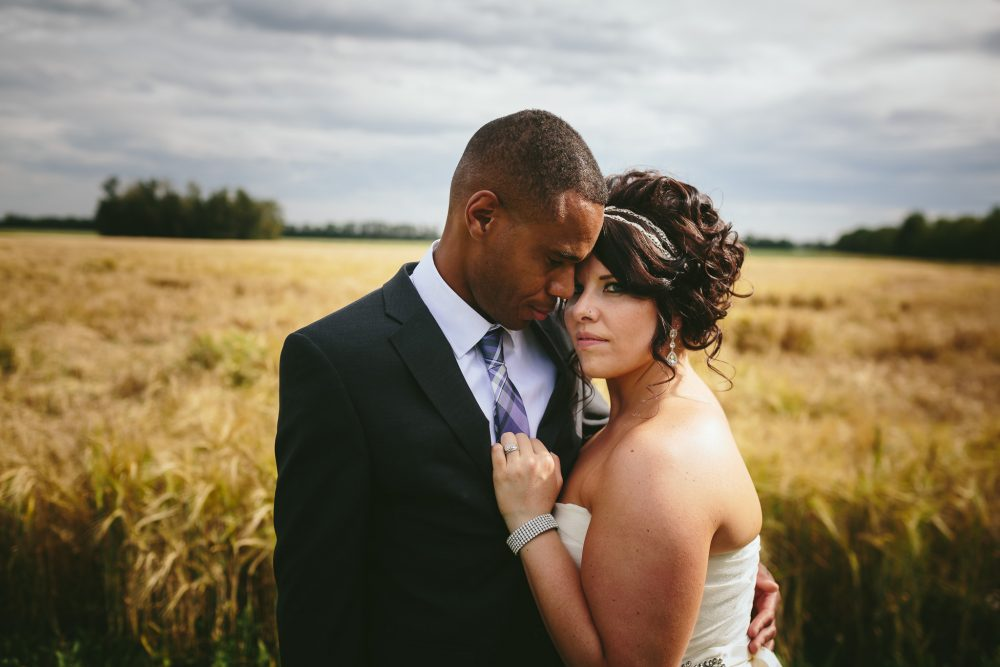 Beautiful Edmonton Summer Wedding