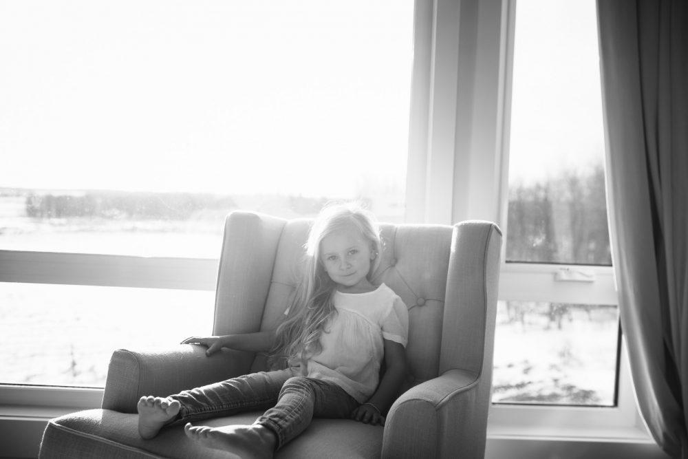Edmonton Newborn Lifestyle Photography