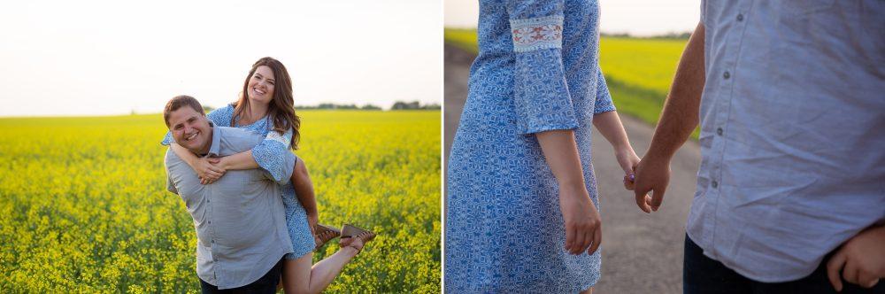 twirling in the fields