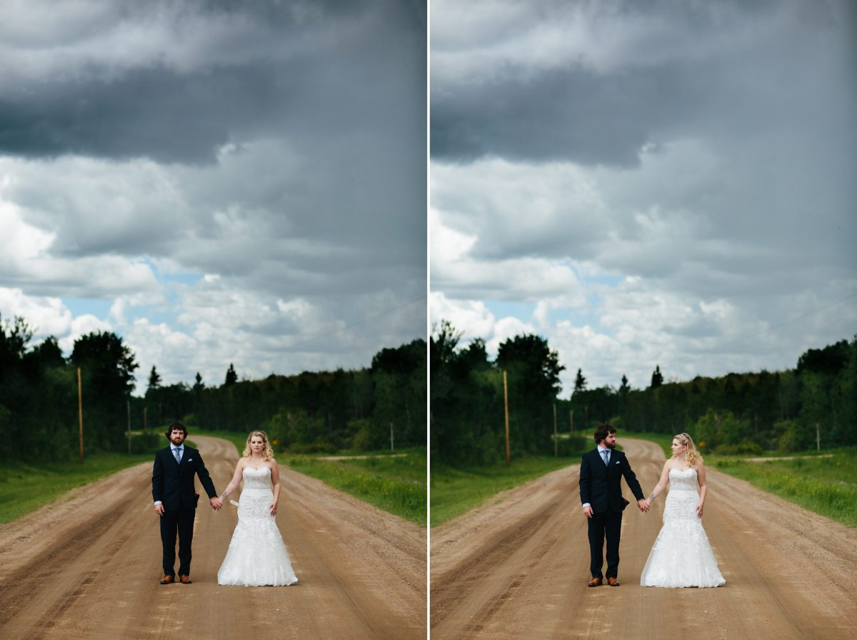 An Outdoor Wedding is Always a Good Idea