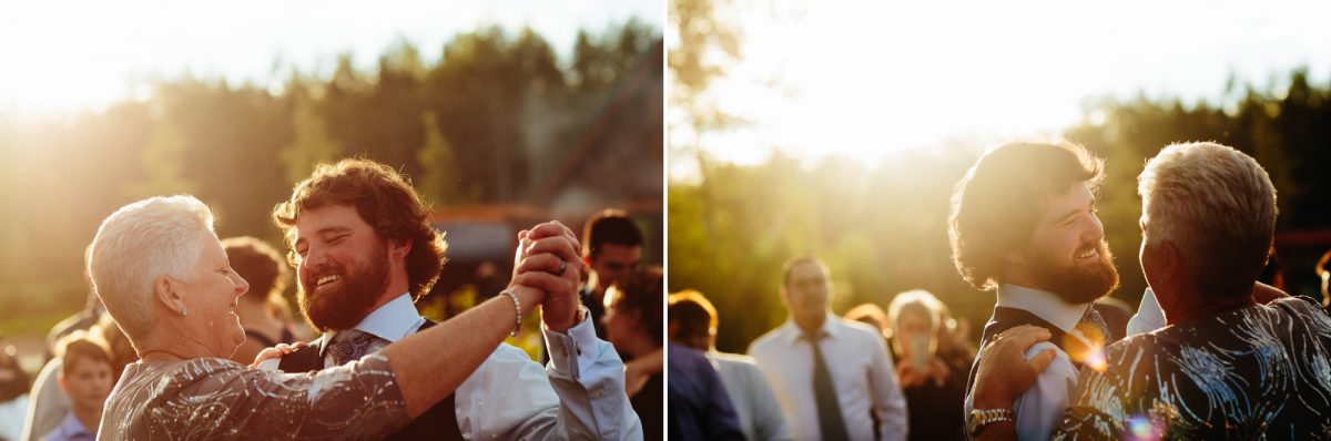 An Outdoor Wedding is Always a Good Idea