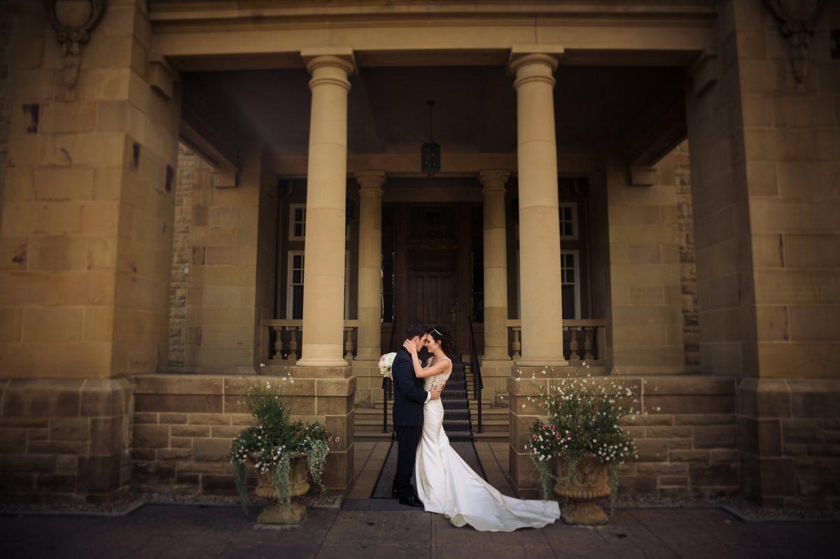 Tamara & Eric's Wedding at the Quarry