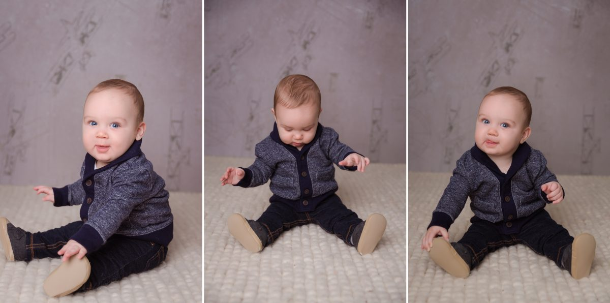 Theodor's 6 Month Session