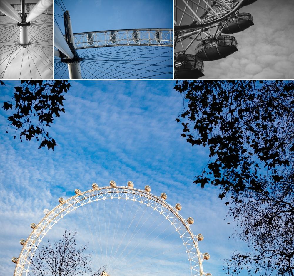 three days in London