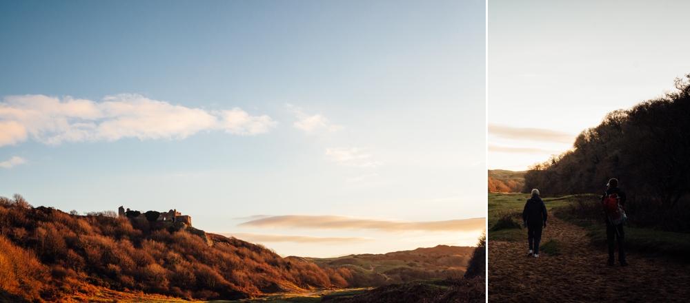 rolling Welsh hills