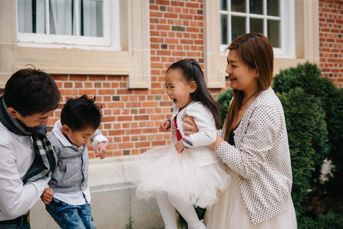Kao Family Fall Day