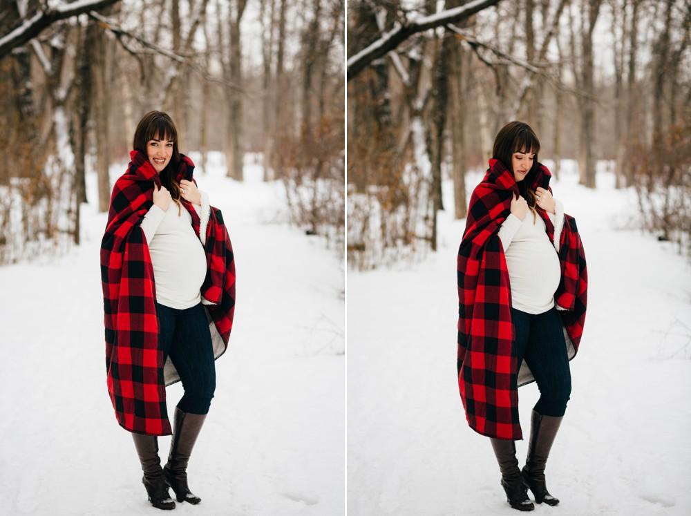 Winter Bumps Bring Spring Babies