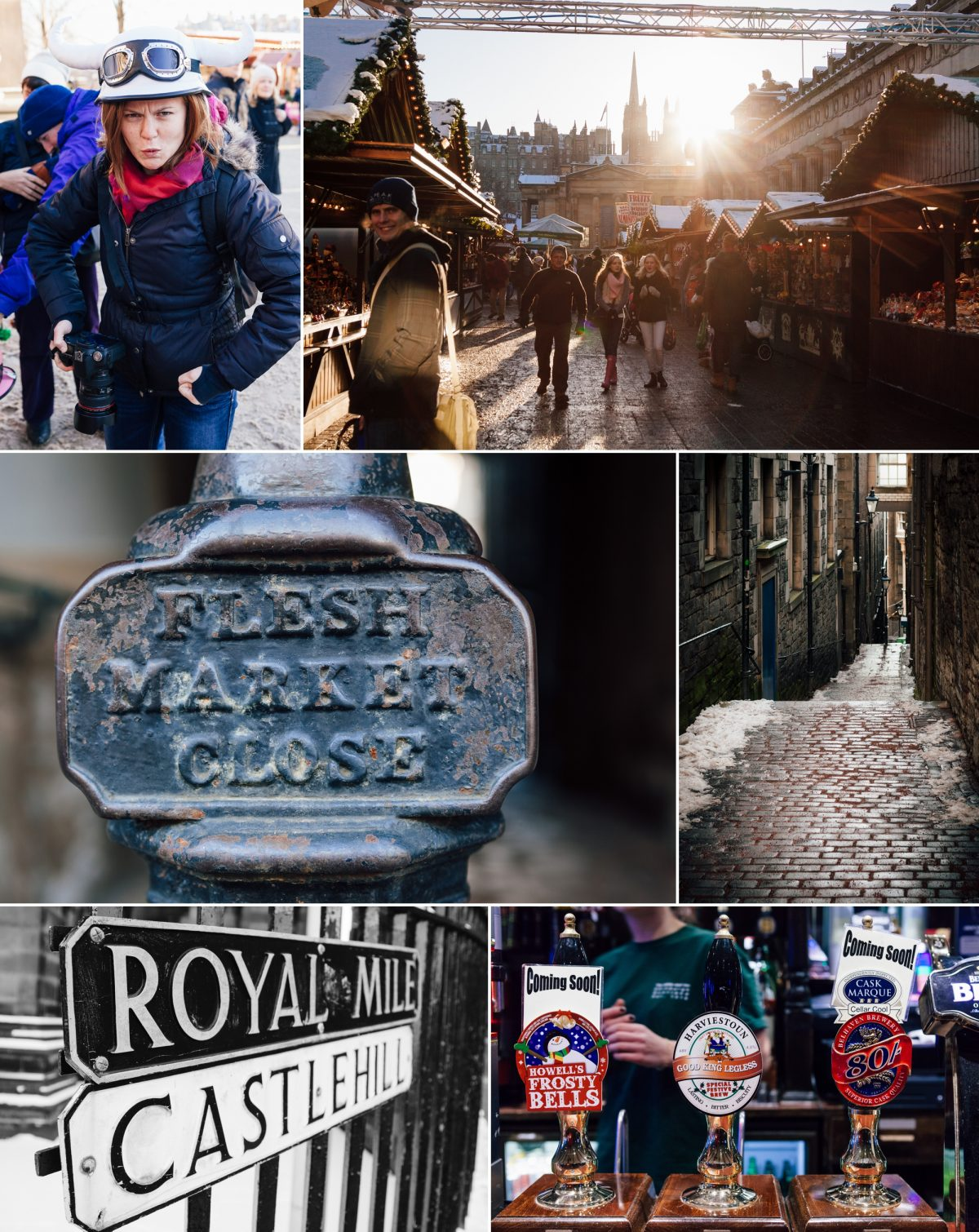 Christmas & Hogmanay in Historic Edinburgh 1