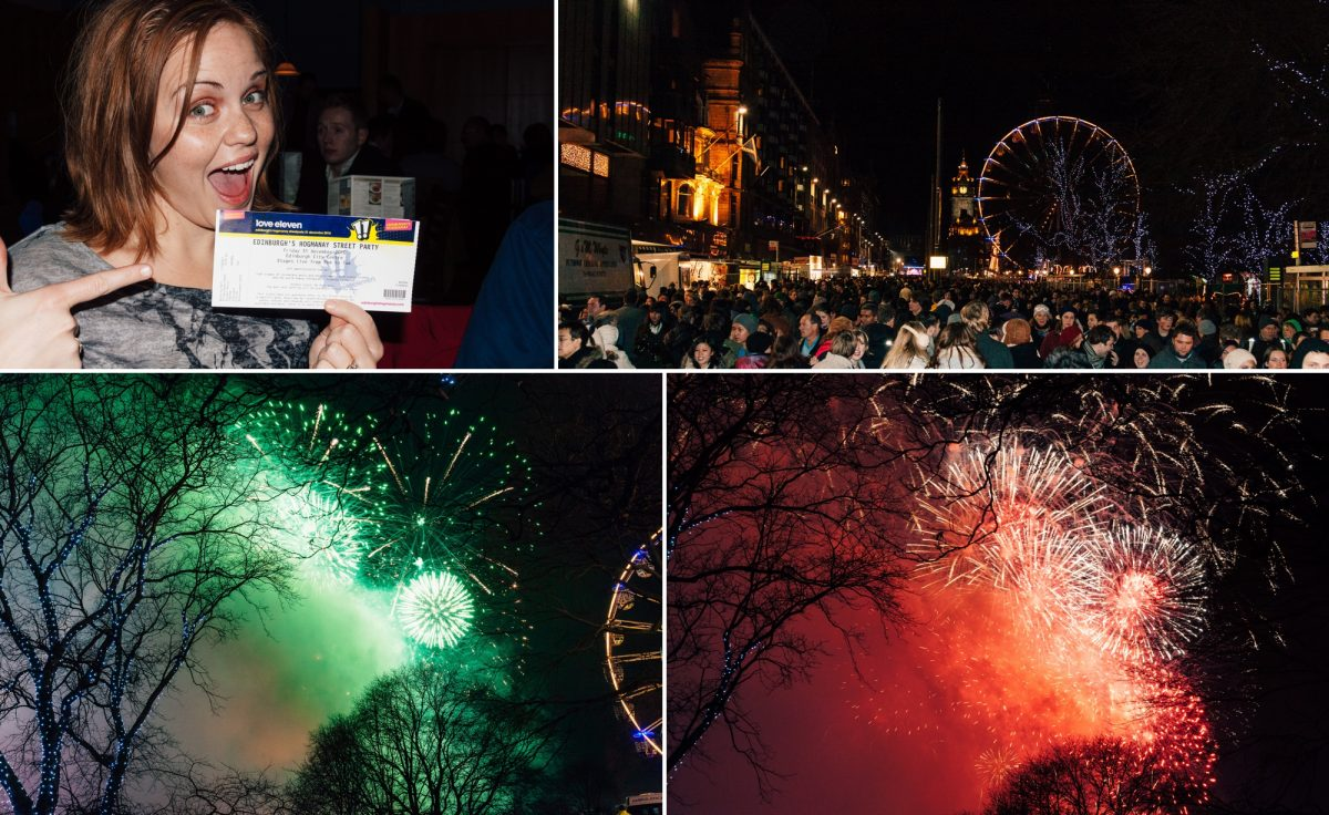 Christmas & Hogmanay in Historic Edinburgh 2
