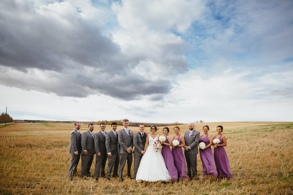 Blue Meadows Wedding