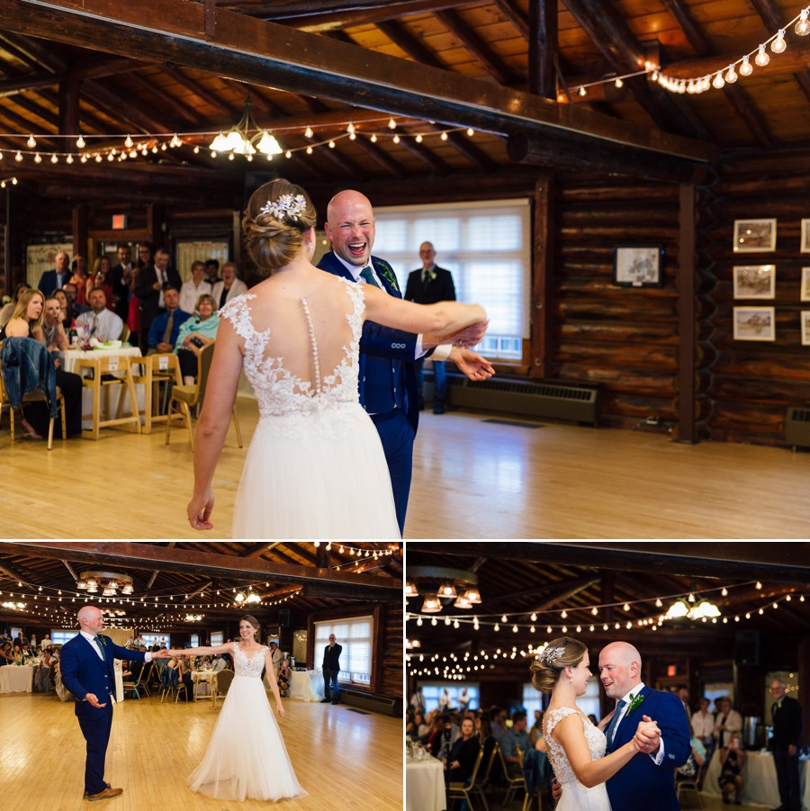 Old Timer's Cabin Wedding