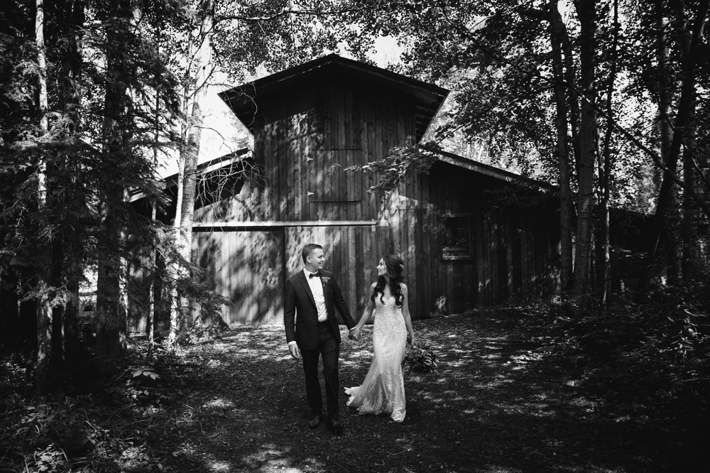 Summer Wedding at the Red Tin Barn