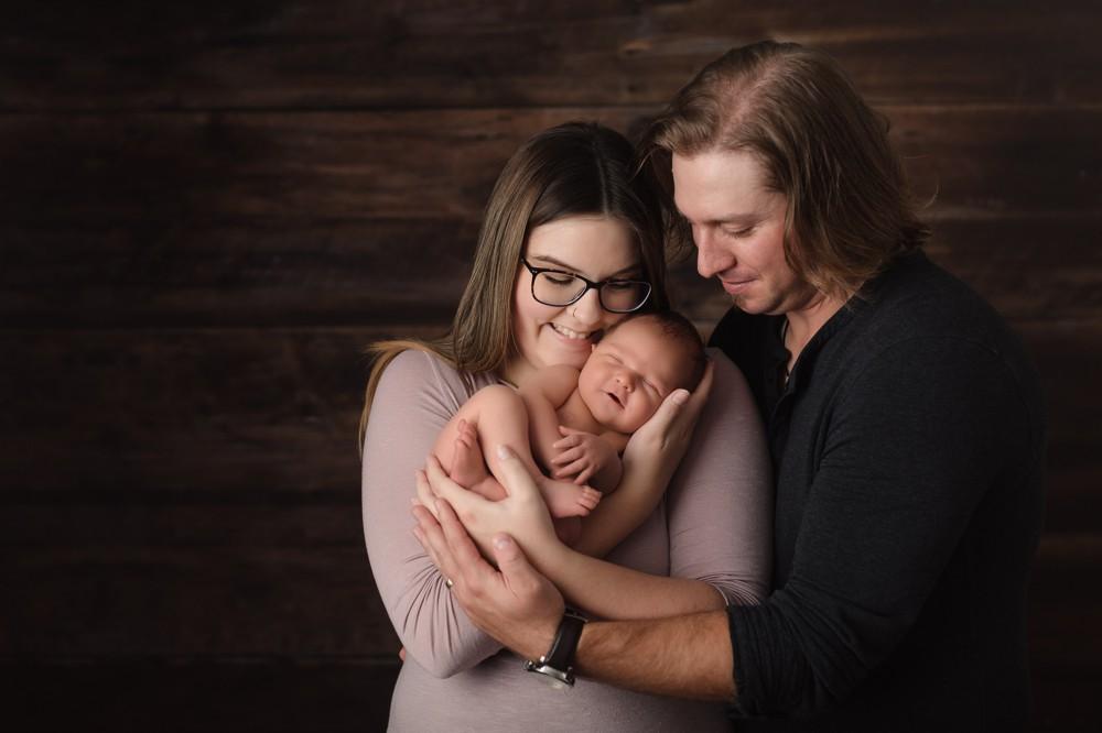 Newborn Logan