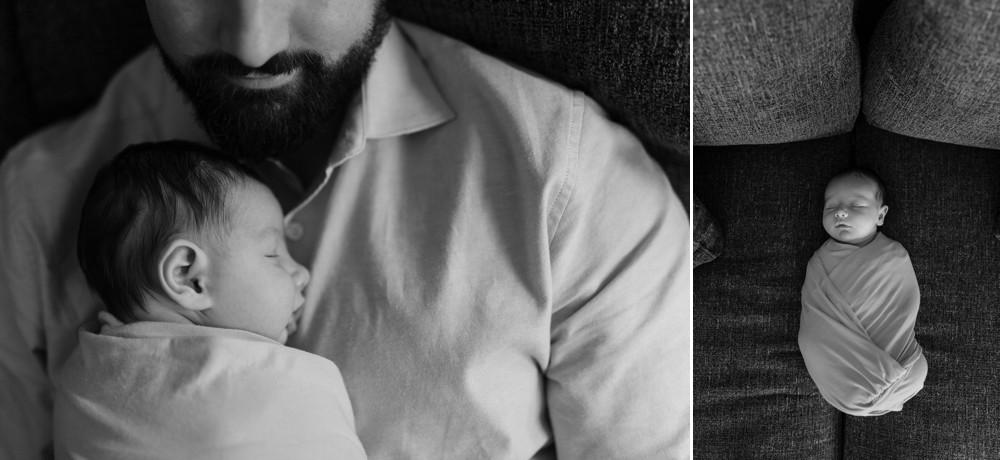 Edmonton In Home Newborn Photographer