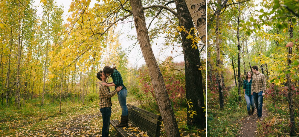 Roughley Originals Autumn Engagement Session