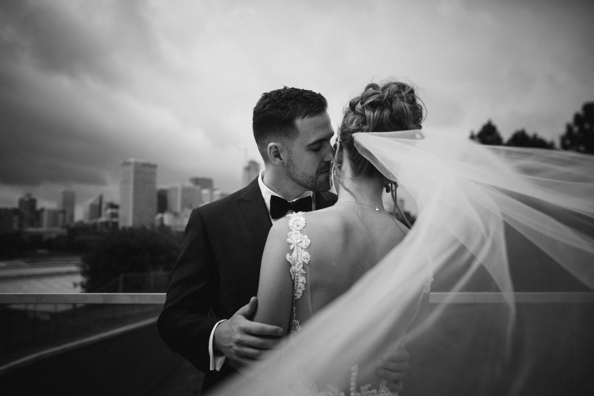 Roughley Originals Wedding Photography at the Muttart Conservatory, Edmonton
