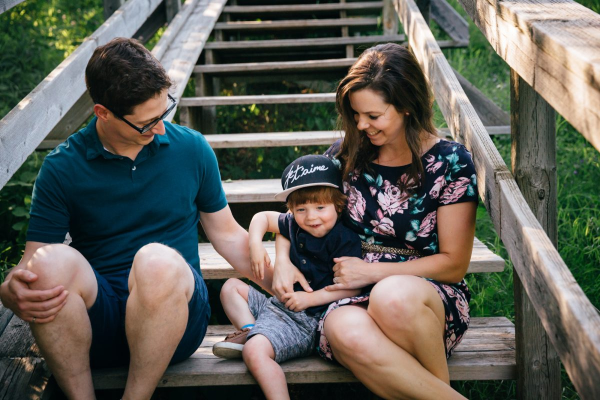 Edmonton Summer with the Ruff Family