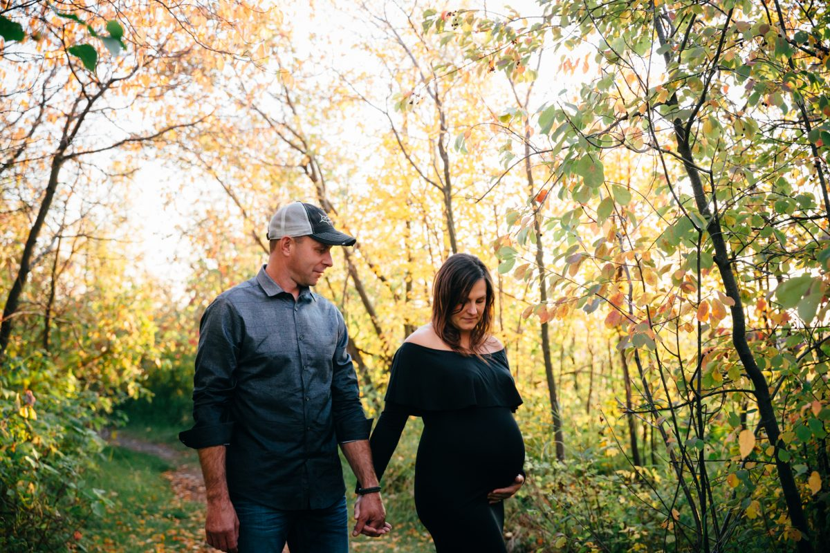 Paly Family Fall Maternity