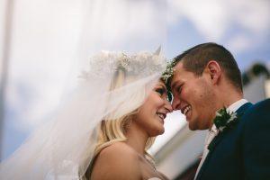 Intimate Fall Wedding in Edmonton