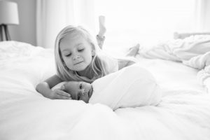 Edmonton Newborn Lifestyle Photography