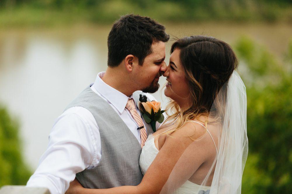 Amanda and Josh