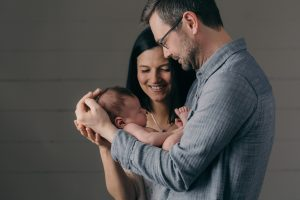 Pure Newborn Session