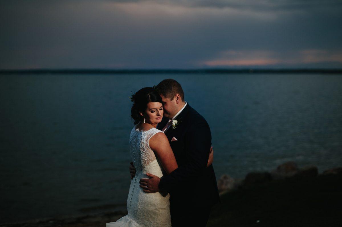 Alberta Beach Wedding