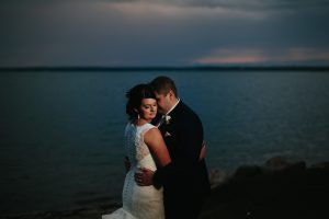 Alberta Beach Wedding