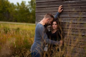 Edmonton Fall Engagement