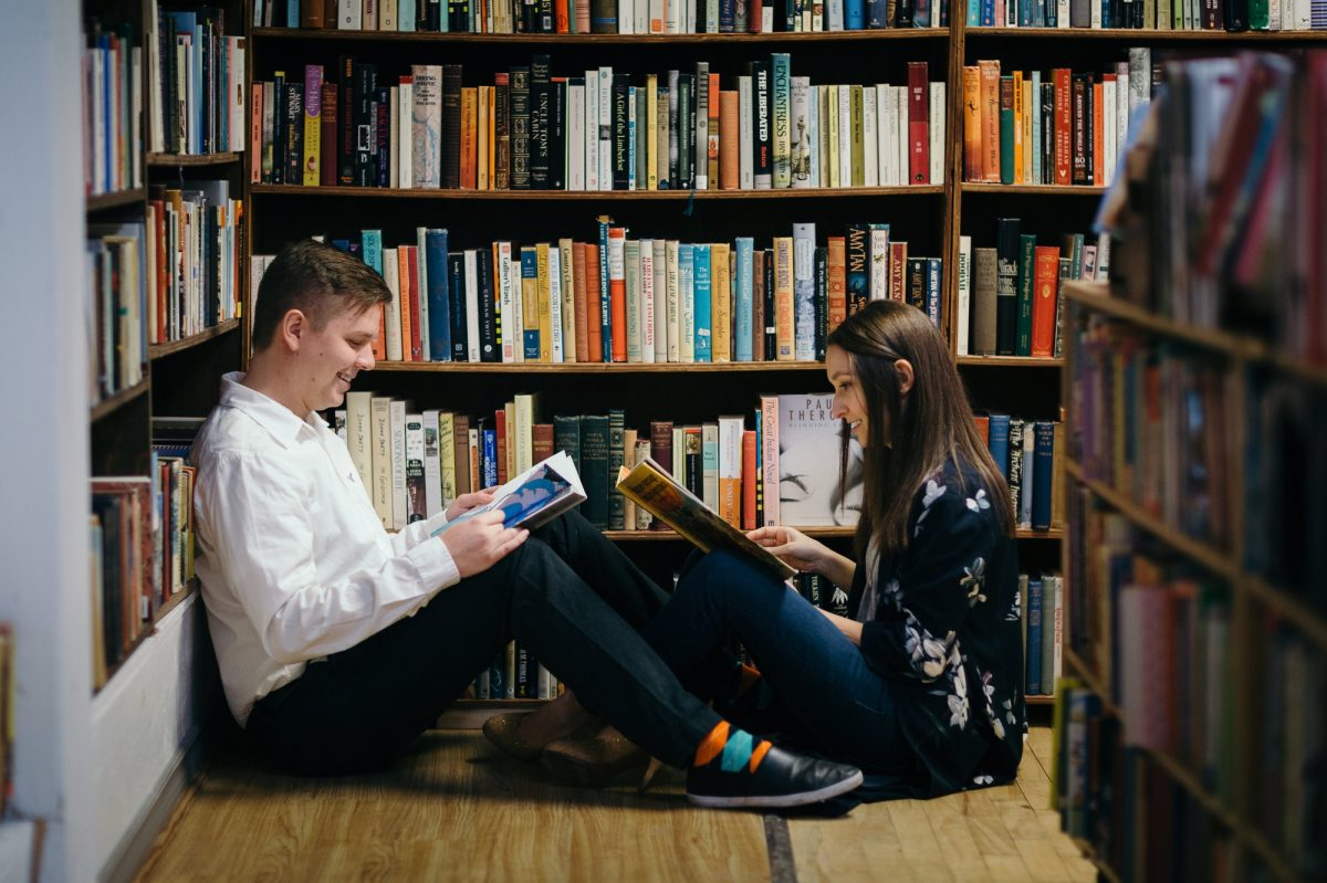 Books, Light & Love