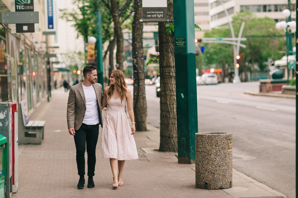 Edmonton Downtown Engagement