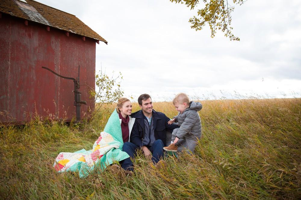Daniels Fall Family Photos