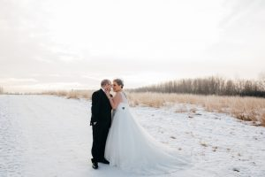 Edmonton Winter Wedding - Theresa and Massimo