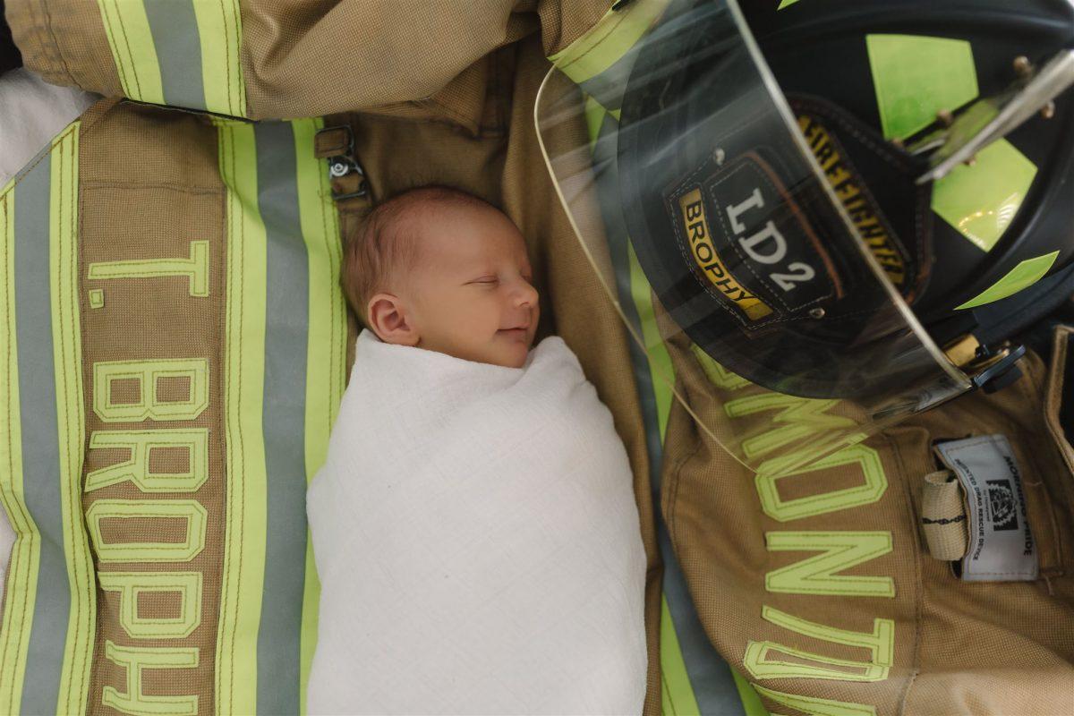 Brophy Lifestyle Newborn Photos