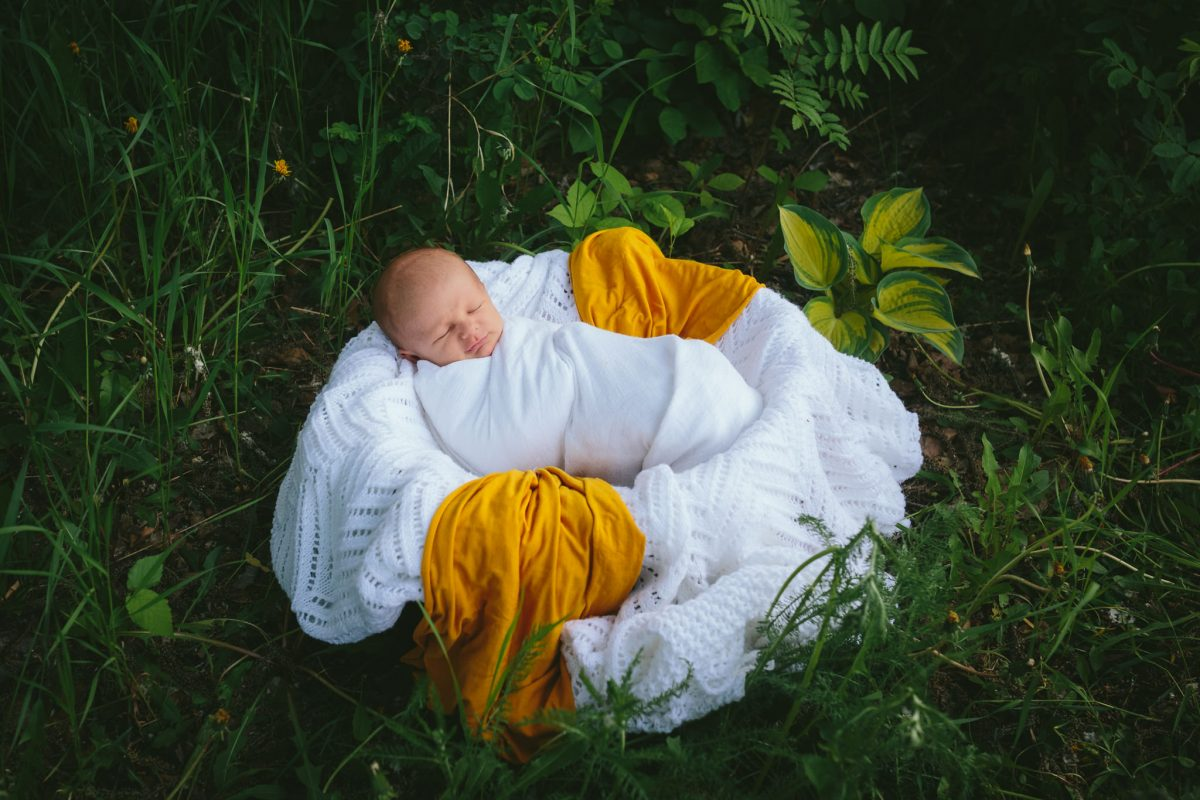 Newborn Photos During Covid