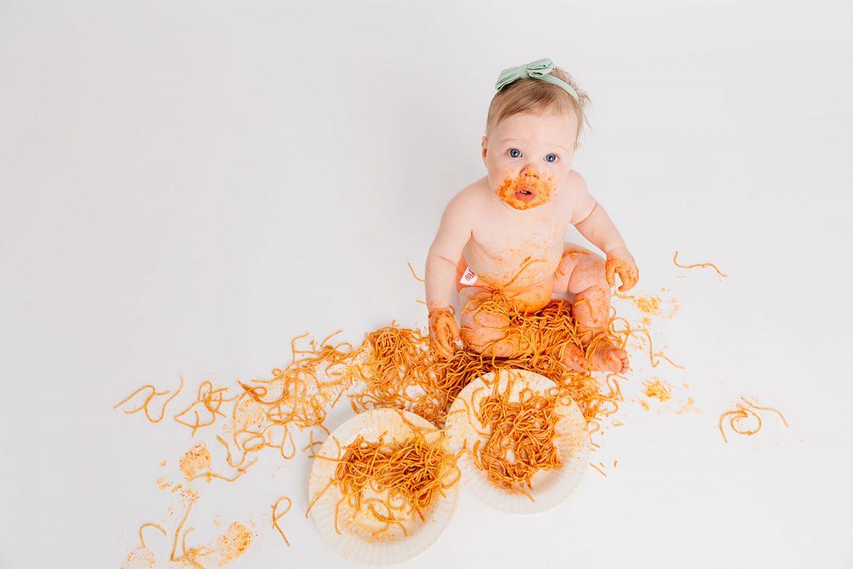 Spaghetti Smash